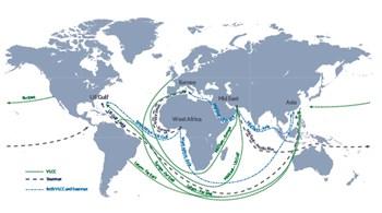 Euronav - Tanker shipping